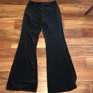 Long flair dance pants